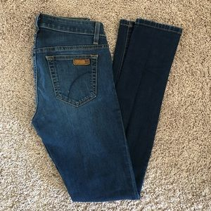 Joe's skinny jeans with stretch size 26